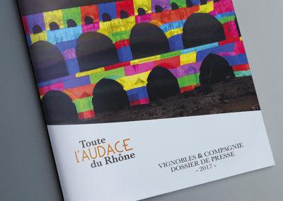 Dossier de presse Vignobles & Compagnie