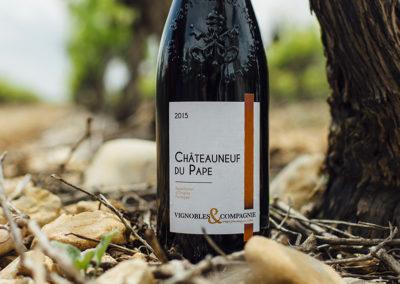 Création & Réalisation Packaging Vignobles & Compagnie