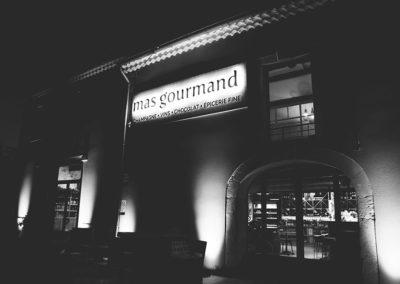 Stratégie de marque Mas Gourmand