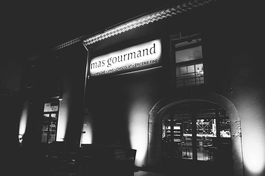 Stratégie de marque Le Mas Gourmand