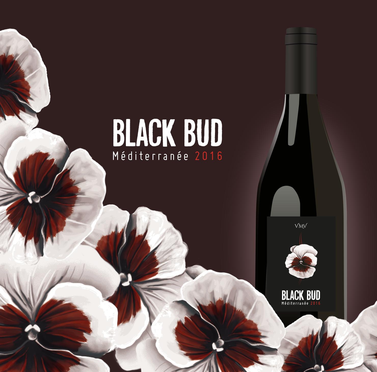 <b>Packaging</b> <br><i>Black Bud</i>