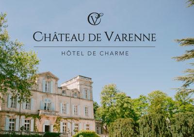 Identité Château de Varenne
